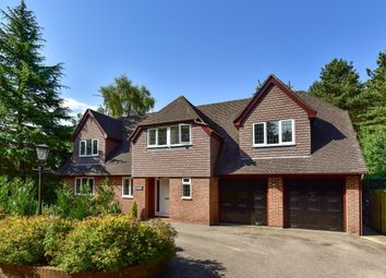 4 bed detached house for sale in Farnham Road, Holt Pound, Farnham, Surrey GU10
