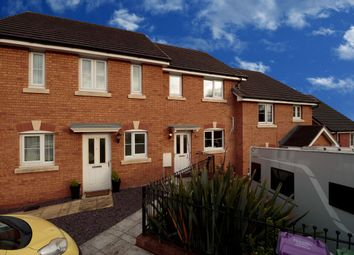 Thumbnail 2 bedroom terraced house for sale in Thorncliffe Way, St. Dials, Cwmbran