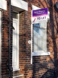 Thumbnail 2 bed terraced house to rent in Meadow Street, Rotherham