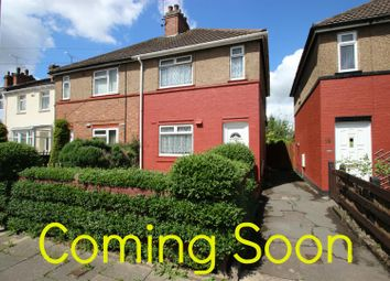Thumbnail 2 bedroom semi-detached house for sale in Johnson Road, Courthouse Green, Coventry