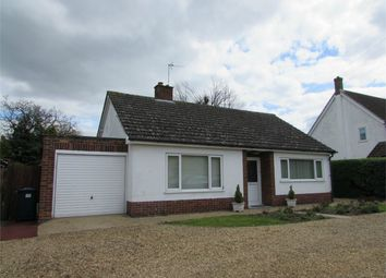 Thumbnail 2 bedroom detached bungalow to rent in Potton Road, Hilton, Huntingdon