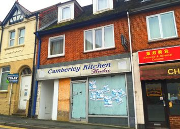 Thumbnail Land to rent in Frimley Road, Camberley