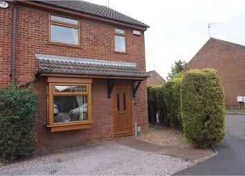 Thumbnail 3 bedroom semi-detached house for sale in Tinkers Drove, Wisbech