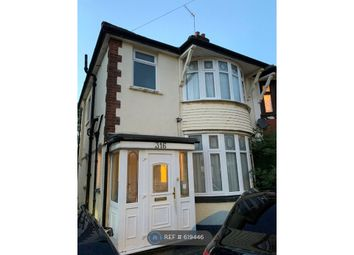 Thumbnail 3 bed end terrace house to rent in Stradbroke Grove, Ilford