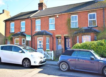 Thumbnail 2 bed terraced house for sale in Shawfield Road, Ash Vale, Aldershot