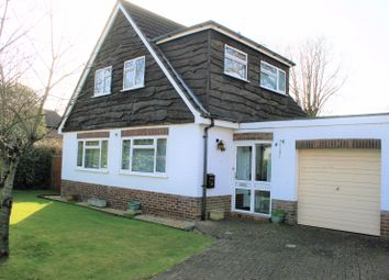 Thumbnail 3 bed detached house for sale in Derby Close, Hildenborough