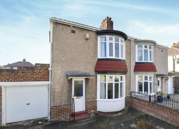 Thumbnail 3 bed semi-detached house for sale in Kingsley Road, Stockton-On-Tees, Durham, .