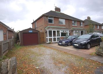 Thumbnail 3 bed semi-detached house to rent in Crich Lane, Belper