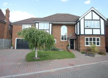 Thumbnail 5 bed detached house for sale in Glencrofts, Hockley