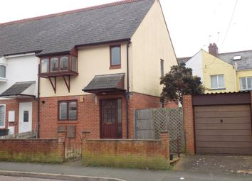 Thumbnail 3 bed semi-detached house for sale in Park Road, Exmouth, Devon