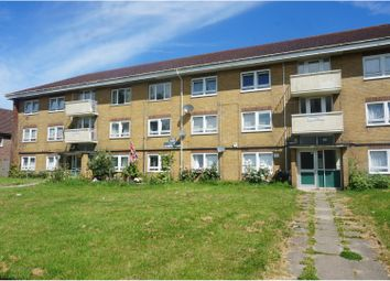 Thumbnail 2 bed flat for sale in Sedbergh Road, Southampton