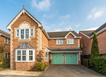 Thumbnail 4 bed detached house for sale in Perry Close, Charlton Kings, Cheltenham