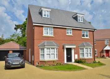 5 bed detached house for sale in Goslings Way, Trimley St. Martin, Felixstowe IP11