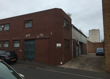 Thumbnail Industrial for sale in 53, Brearley Street, Birmingham