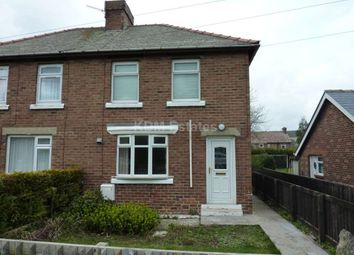 Thumbnail 2 bed semi-detached house to rent in Finings Avenue, Langley Park, Durham