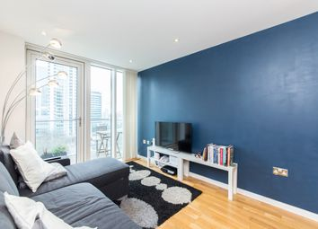 Thumbnail 1 bed flat for sale in Ability Place, Millharbour, Canary Wharf