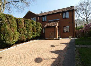 Thumbnail 3 bed semi-detached house for sale in Kimbolton Court, Giffard Park, Milton Keynes