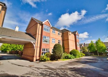 Thumbnail 2 bed flat for sale in Harthill Close, Northwich