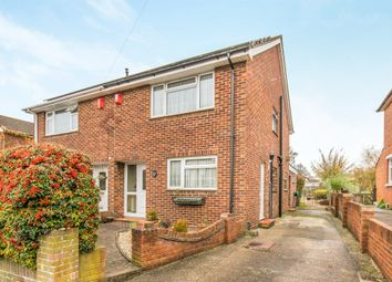 Thumbnail 3 bed semi-detached house for sale in Almatade Road, Southampton