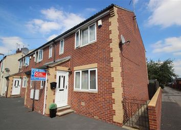 Thumbnail 3 bed town house for sale in King Edward Street, Hemsworth, Pontefract