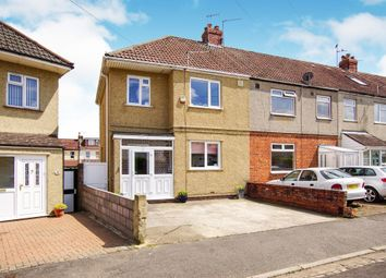 3 bed end terrace house for sale in Dominion Road, Speedwell, Bristol BS16