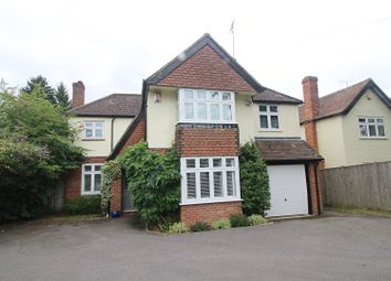 Thumbnail 4 bed detached house for sale in Peppard Road, Emmer Green, Reading