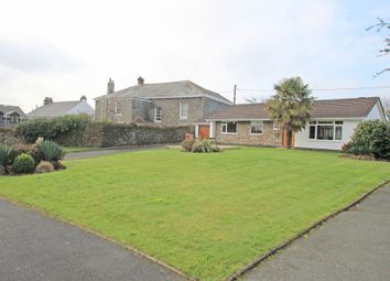 Thumbnail 3 bed detached bungalow for sale in Leat Walk, Roborough, Plymouth