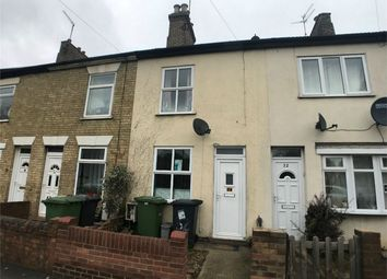 Thumbnail 3 bed terraced house to rent in Crawthorne Road, Peterborough, Cambridgeshire