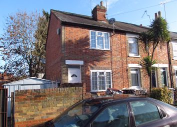 Thumbnail 3 bedroom terraced house to rent in Foxhill Road, Reading