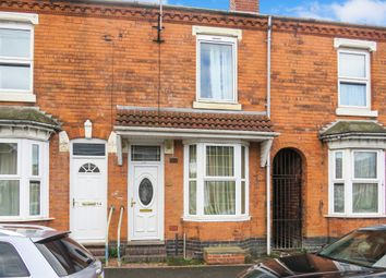 Thumbnail 2 bed terraced house for sale in Cuthbert Road, Birmingham