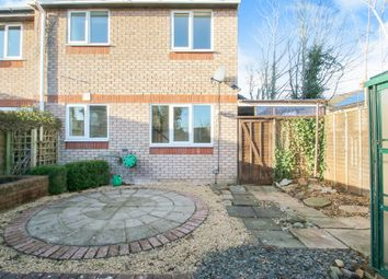 Thumbnail 1 bed end terrace house for sale in Waverney Close, Taunton
