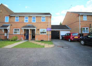 Thumbnail 2 bed semi-detached house for sale in Cooks Way, Hatfield