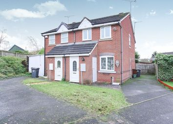 Thumbnail 2 bed semi-detached house to rent in Mickley Avenue, Wolverhampton