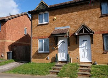 Thumbnail 2 bed end terrace house for sale in Gilderdale, Luton, Bedfordshire