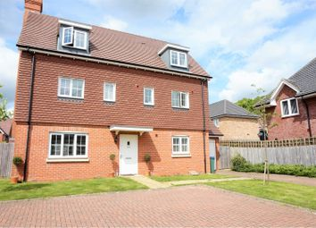 Thumbnail 5 bed detached house to rent in Oddstones, Pulborough