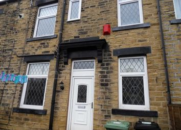 Thumbnail 2 bed terraced house to rent in Gladstone Terrace, Stanningley, Pudsey