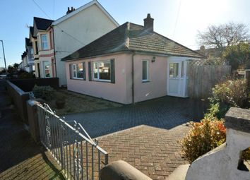 Thumbnail 2 bed detached bungalow for sale in Longview Road, Saltash, Cornwall