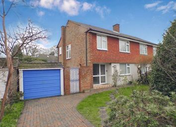 3 bed semi-detached house for sale in Griffin Way, Bookham, Leatherhead KT23