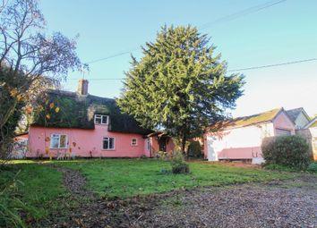 Thumbnail 4 bedroom cottage for sale in Ashdon Road, Radwinter, Saffron Walden