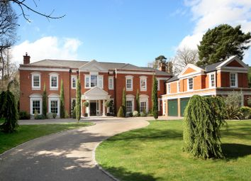 5 bed detached house for sale in South Road, St. George's Hill, Weybridge KT13