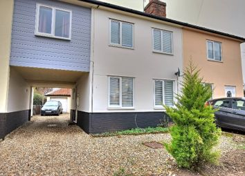 Thumbnail 4 bed terraced house for sale in Kenninghall Road, Norwich