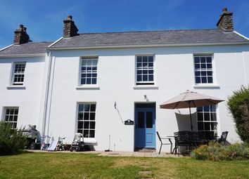 Thumbnail 4 bed property for sale in La Rue Des Buttes, St. Mary, Jersey