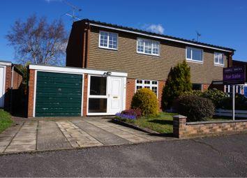 3 bed semi-detached house for sale in Buchanan Drive, Wokingham RG40