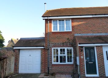 Thumbnail 2 bed end terrace house to rent in Edenbridge, Kent