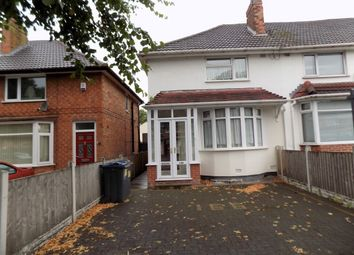 Thumbnail 2 bed town house for sale in Birdbrook Road, Great Barr, Birmingham