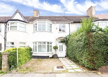 Thumbnail 3 bed terraced house to rent in St Marys Road, London