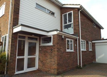 Thumbnail 4 bed property to rent in Bell Acre, Letchworth