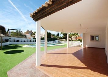 Thumbnail 4 bed villa for sale in Spain, Valencia, Alicante, Albir