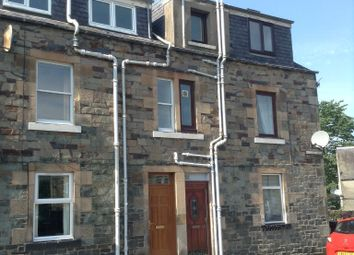 Thumbnail 2 bed flat to rent in Woodside Place, Galashiels, Borders