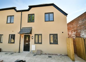 Thumbnail 3 bed end terrace house for sale in Slipper Lane, Chiseldon, Swindon